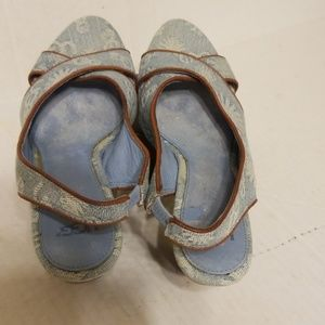 UGG Shoes - Ugg wedge shoes women's size 6.5
